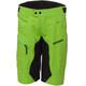Zimtstern Taila Spodnie rowerowe Kobiety zielony/czarny